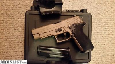 For Sale/Trade: Sig p227 FDE $750