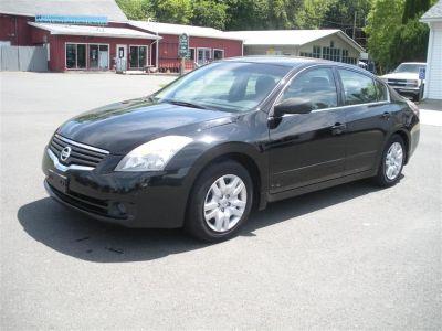 2009 Nissan Altima 2.5 (Black)