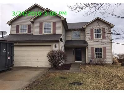 4 Bed 2.1 Bath Foreclosure Property in Avon, IN 46123 - Stillwell Dr
