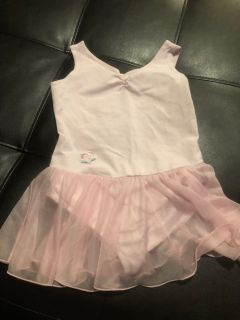 Bitty baby by american girl ballerina outfit size 6