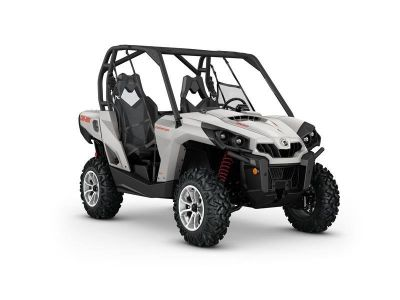 2016 Can-Am Commander DPS 800R Side x Side Utility Vehicles Island Park, ID