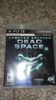 Ps3 game dead space 2