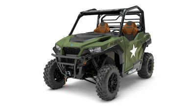 2018 Polaris General 1000 EPS LE Side x Side Utility Vehicles Milford, NH