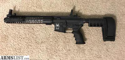 For Sale/Trade: Ar pistol ar15