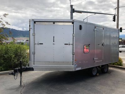 2013 Charmac Trailers 22' SNOW SPORT V-NOSE Trail/Touring Sport Utility Trailers Butte, MT