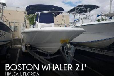 2016 Boston Whaler 210 DAUNTLESS