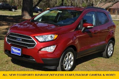 2018 Ford EcoSport SE (Ruby Red Metallic)