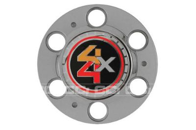Buy CCI IWCC2040R - 74-91 Chevy Blazer Chrome ABS Plastic Center Hub Cap (4 Pcs Set) motorcycle in Tampa, Florida, US, for US $51.94
