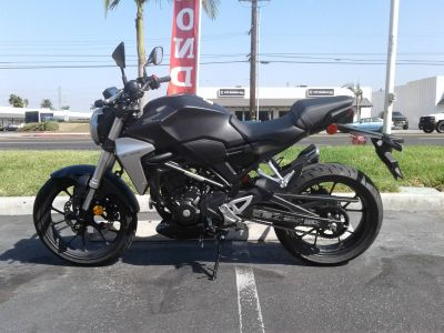 2019 Honda CB300R Standard/Naked Motorcycles Orange, CA