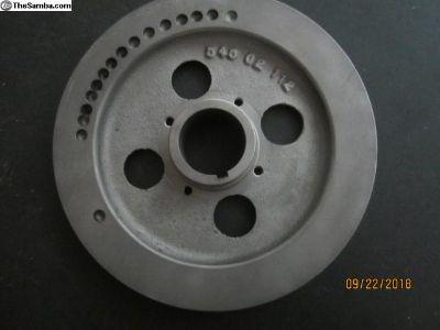 Porsche 356 Industrial Motor Pully