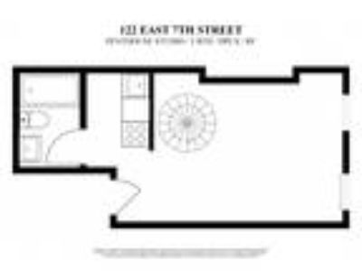 122 East 7th Street - PENTHOUSE STUDIO / One BA / DUPLEX / ROOF DECK