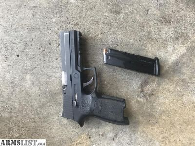 For Sale/Trade: Sig Sauger P250 .45 Acp
