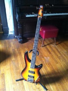 $375 Ibanez Srx500 Bass Guitar