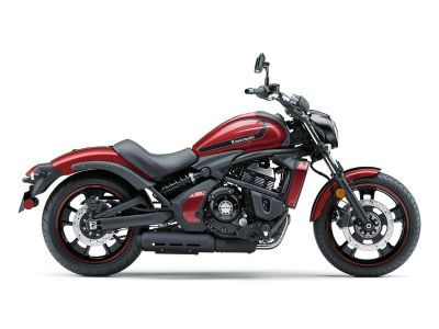 2017 Kawasaki VULCAN MET IMPERIAL RED Street / Supermoto Motorcycles Barre, MA