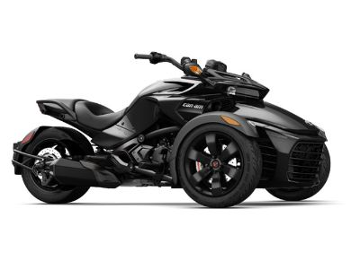 2018 Can-Am Spyder F3 Trikes Motorcycles Barre, MA