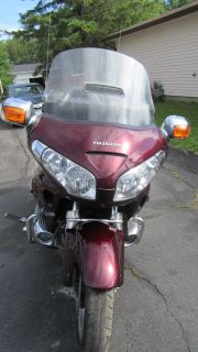 2007 Honda GOLD WING AUDIO COMFORT NAVI ABS