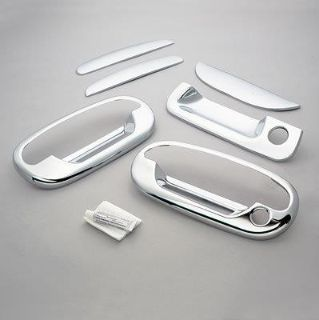 Buy Putco 401123 Door Handle Trim ABS Plastic Chrome Ford F-150 Pickup Pair motorcycle in Tallmadge, Ohio, US, for US $86.97