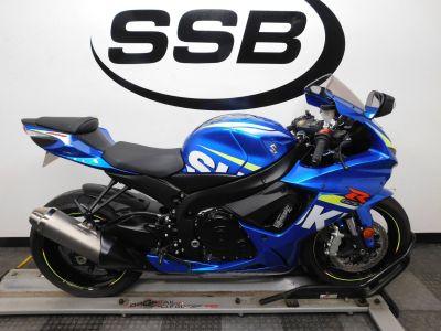 2015 Suzuki GSX-R600 SuperSport Motorcycles Eden Prairie, MN