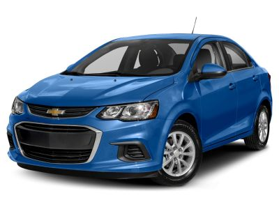 2018 Chevrolet Sonic LT (Gray Metallic)