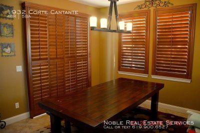 Single-family home Rental - 1932 Corte Cantante