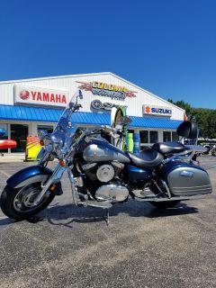 2008 Kawasaki Vulcan 1600 Nomad Cruiser Motorcycles Coloma, MI
