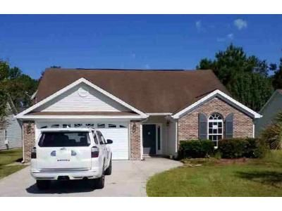 4 Bed 2 Bath Foreclosure Property in Longs, SC 29568 - Weymouth Ct