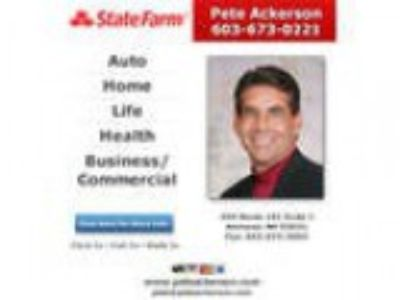 Pete Ackerson - State Farm Insurance Agent