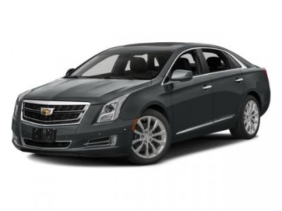 2016 Cadillac XTS Luxury Collection (Black Raven)