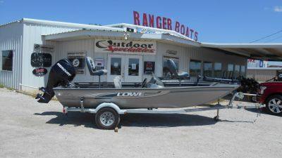 2011 Lowe Stinger 175 Bass Boats Eastland, TX