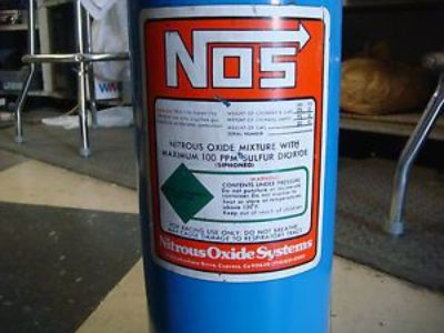 Find NITROUS OXIDE 10LB TANK NOS FORD CHEVY MUSTANG CAMARO DODGE CHARGER RACE CAR motorcycle in Fresno, California, United States, for US $100.00
