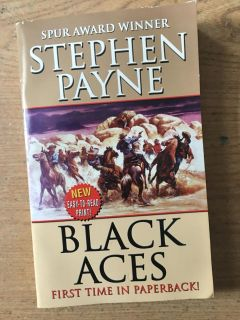 Black Aces by Stephen Payne