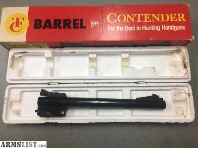For Sale: Ctender Barrel