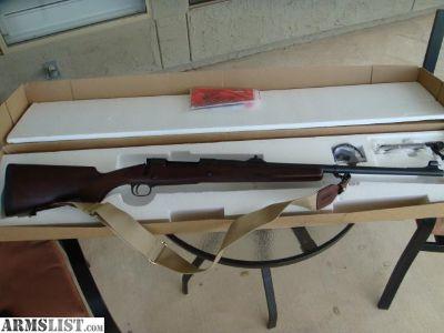For Sale: Winchester 70 Safari UNFIRED .458WM
