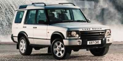 2004 Land Rover Discovery SE (Silver)