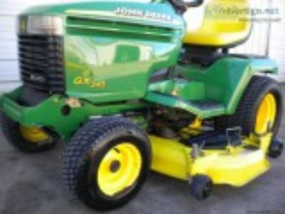 Commercial Scag Mower