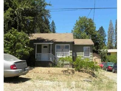 2 Bed 1 Bath Foreclosure Property in Canyonville, OR 97417 - Geary Dr