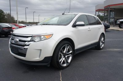 2013 Ford Edge Limited (WHI)