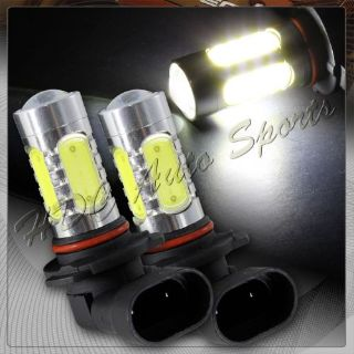 Purchase 2x Ford GMC Honda 9006 HB4 White 6 LED 16w Projector Low Beam Fog Light Bulbs motorcycle in Walnut, California, United States