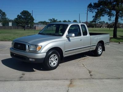 $10,988, 2004 Toyota Tacoma SR5 Xtracab Truck  111K Miles  1 Owner  Warranty  AutoCheck