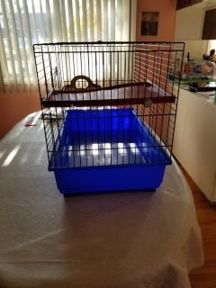 iMac ferret or whatever animal cage