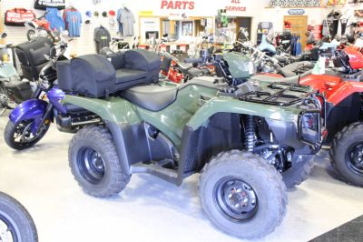 2017 Honda FourTrax Foreman 4x4 Utility ATVs Adams, MA