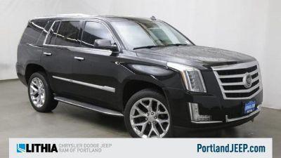 2015 Cadillac Escalade Premium (BLACK RAVEN)