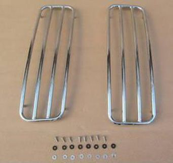 Find Chrome Top Rails for Harley Davidson Touring FLH Hard Saddlebags motorcycle in San Francisco, California, US, for US $52.00