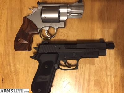 For Sale/Trade: S&W 629 PC/Sig 220 Elite