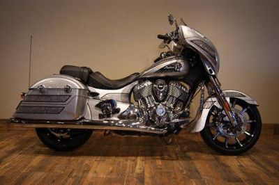 2018 Indian Chieftain Elite Cruiser Motorcycles Saint Paul, MN
