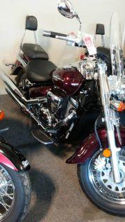 2009 Suzuki Boulevard C50 Cruiser Motorcycles Wisconsin Rapids, WI