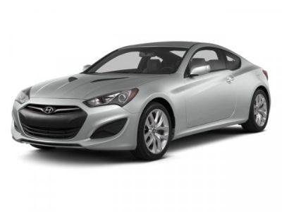2013 Hyundai Genesis Coupe 3.8 R-Spec (Gray)