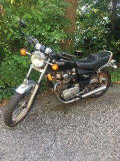 1983 Yamaha XS650