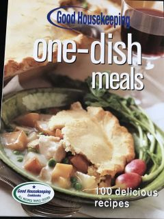 *New* Good Housekeeping One Dish Meals Cookbook