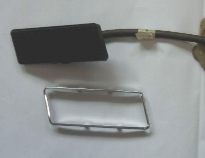 Find 73-79 FORD truck Bronco NOS stainless steel gas pedal trim;RANGER XLT LARIAT motorcycle in Tipp City, Ohio, US, for US $70.00